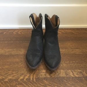 Frye Ankle Boots - Black
